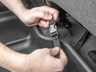 hands snapping strap for Under Seat Storage System BY WEATHERTECH