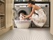 TechFloor Laundry Room Flooring BY WEATHERTECH