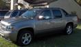 2007 Chevrolet Avalanche Side Window Deflectors