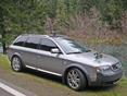 2005 Audi Allroad Quattro Cargo/Trunk Liner
