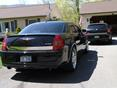 2006 Chrysler 300 / 300C Side Window Deflectors