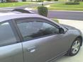 2004 Honda Civic Side Window Deflectors