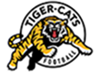 Photograph of Hamilton Tiger-Cats product color