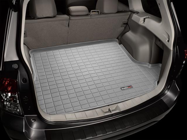 Subaru Forester 2009>2012 Vasca baule WeatherTech bagagliaio grigio *1137*