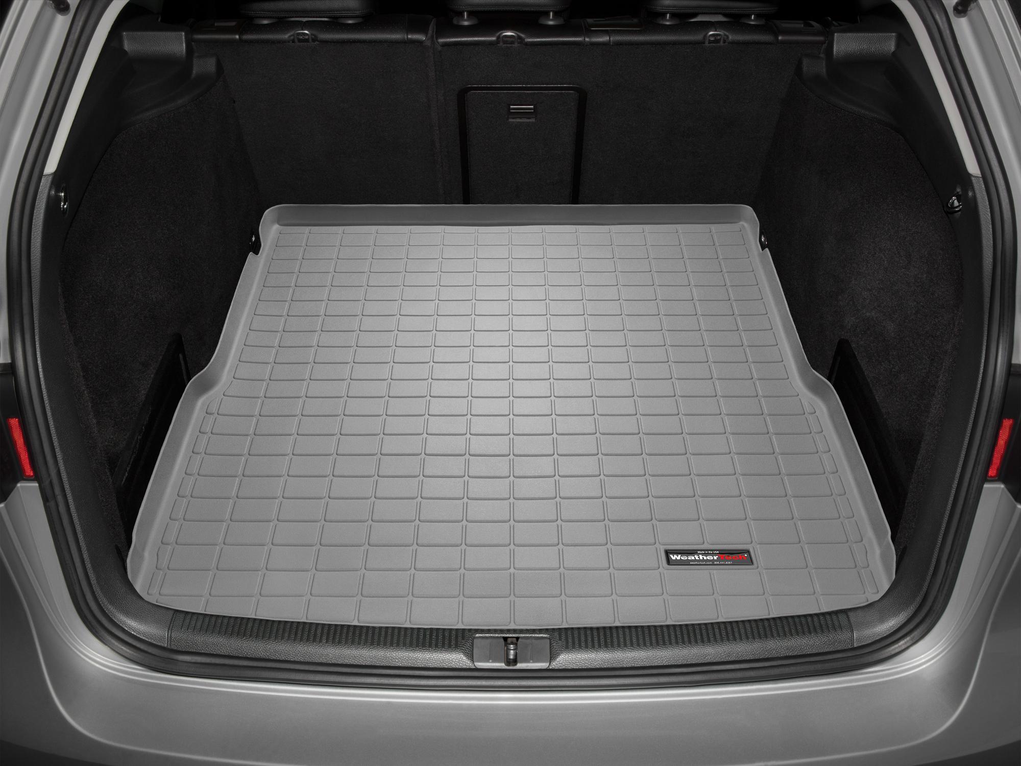 Volkswagen Passat 2006>2013 Vasca baule tappeto bagagliaio grigio *1401