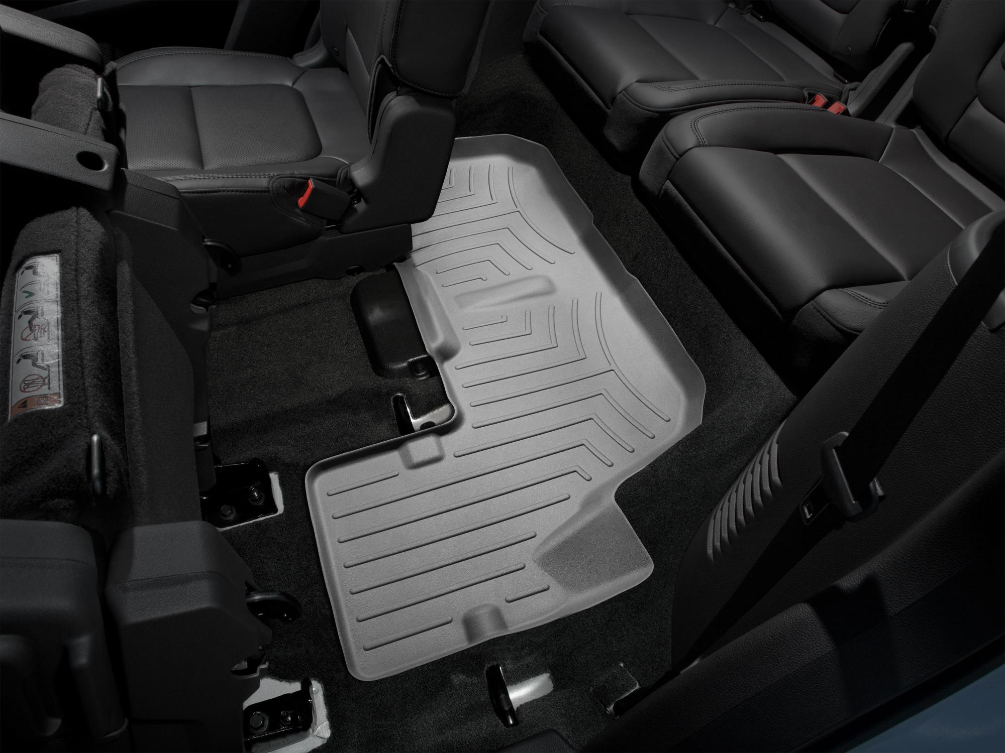 Tappeti gomma su misura bordo alto Ford Explorer 11>17 Grigio A872*
