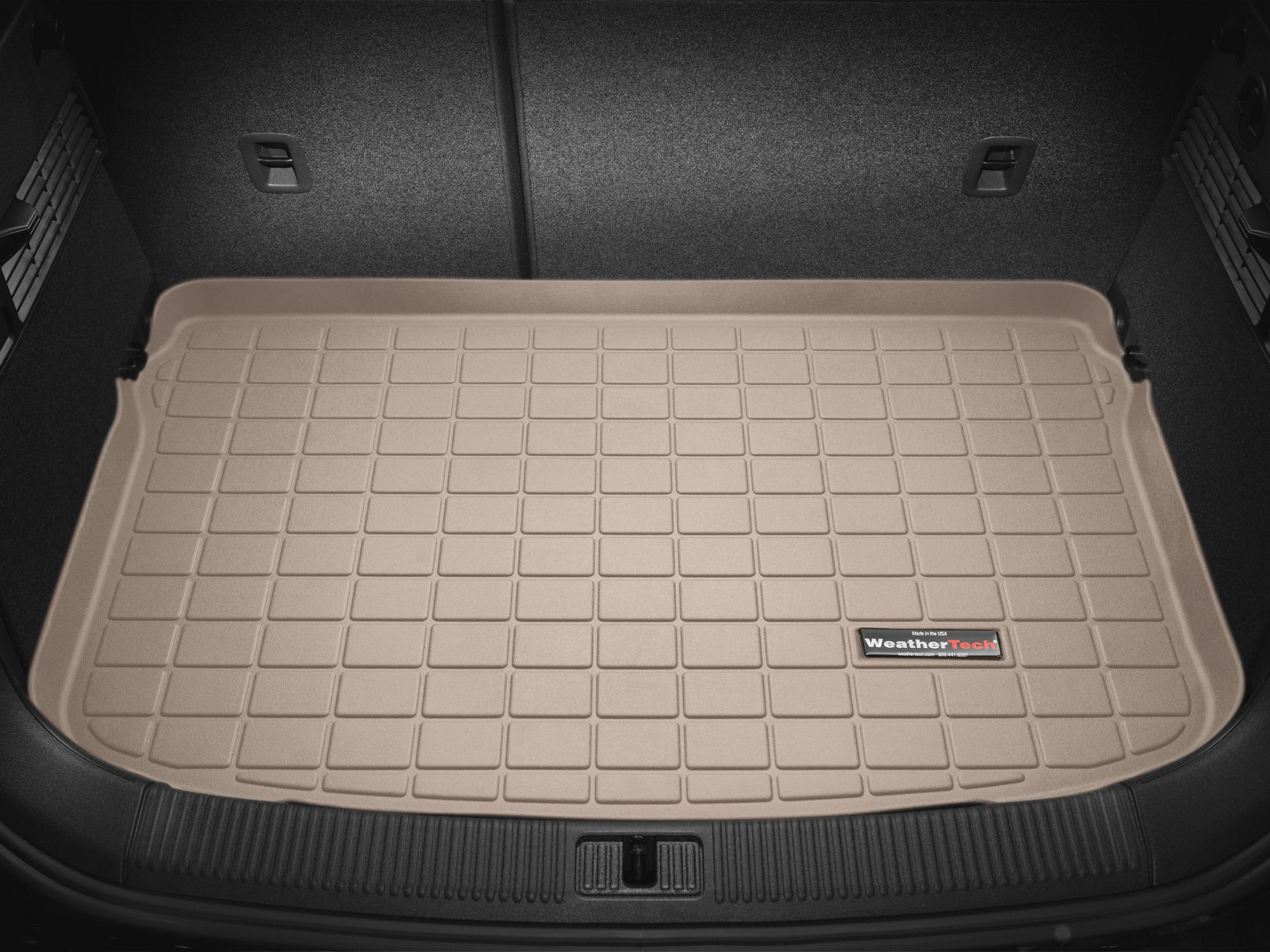 Audi S1 2014>2017 Vasca proteggi baule tappeto bagagliaio marrone *133