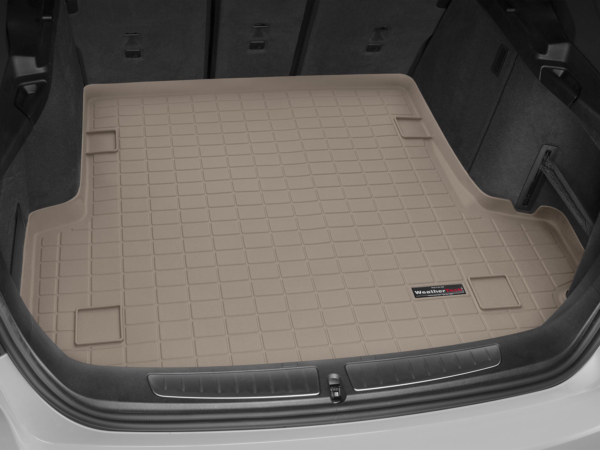 BMW 3-Series  2013>2017 Vasca proteggi baule tappeto bagagliaio marrone *164