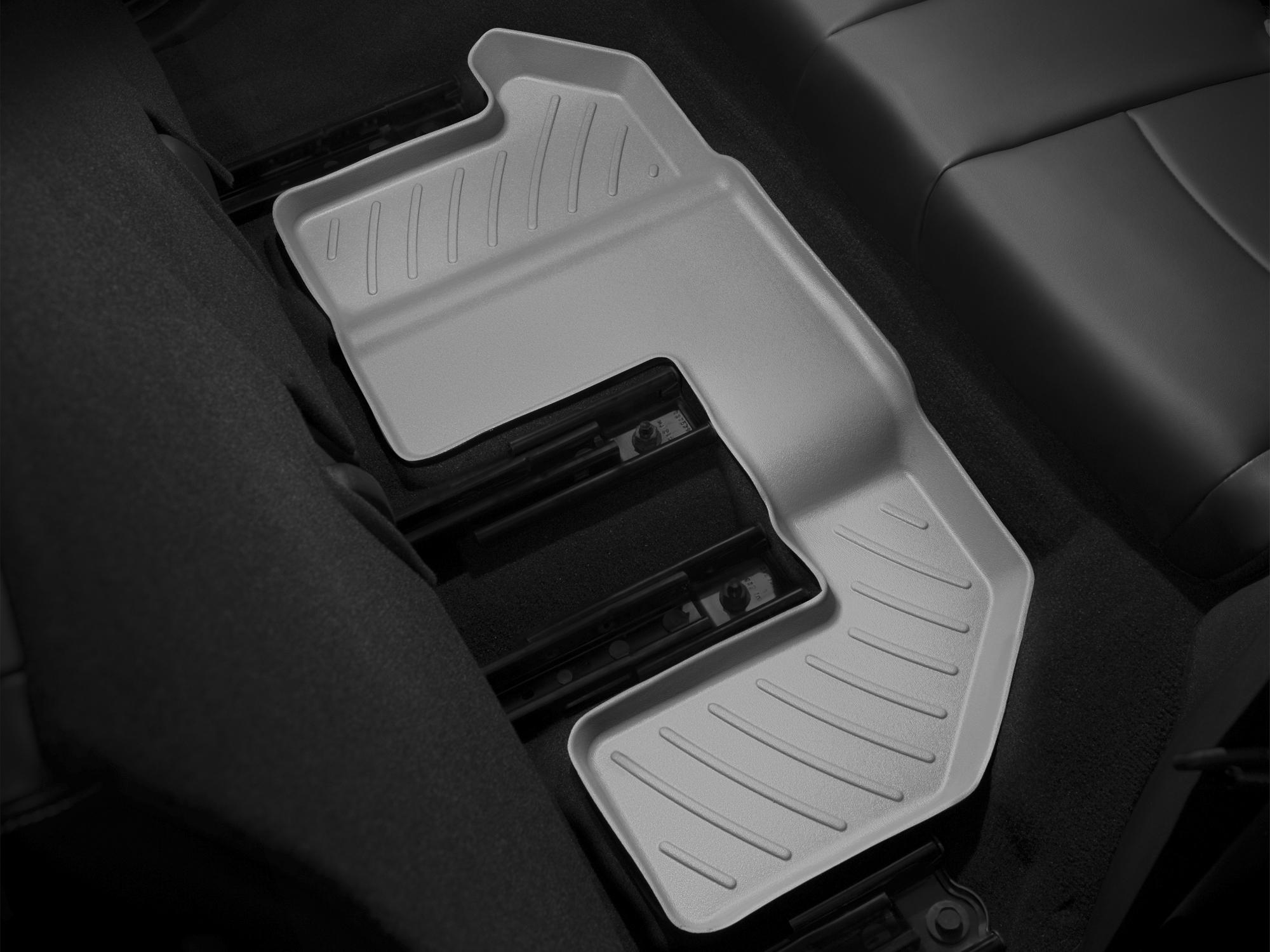 Tappeti gomma su misura bordo alto Fiat Freemont 11>17 Grigio A788*