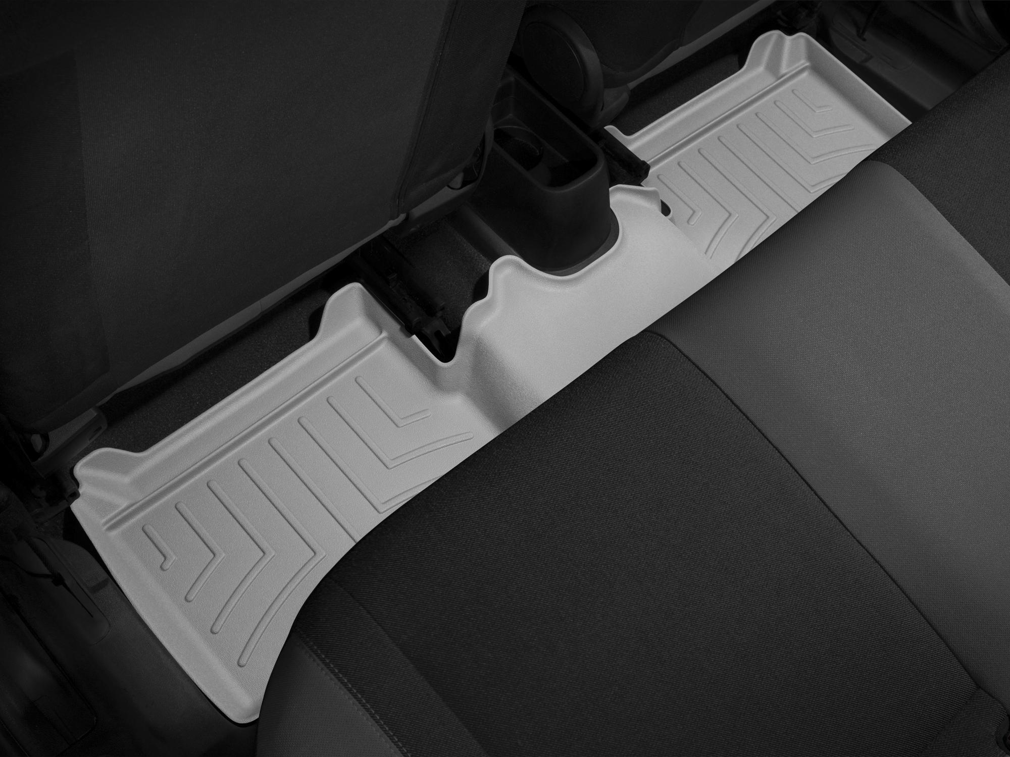 Tappeti gomma su misura bordo alto Fiat Punto 12>17 Grigio A825*