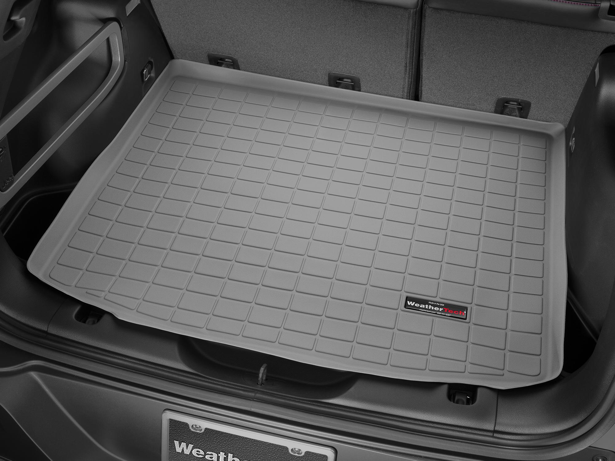 Jeep Cherokee 2014>2017 Vasca proteggi baule tappeto bagagliaio grigio *610
