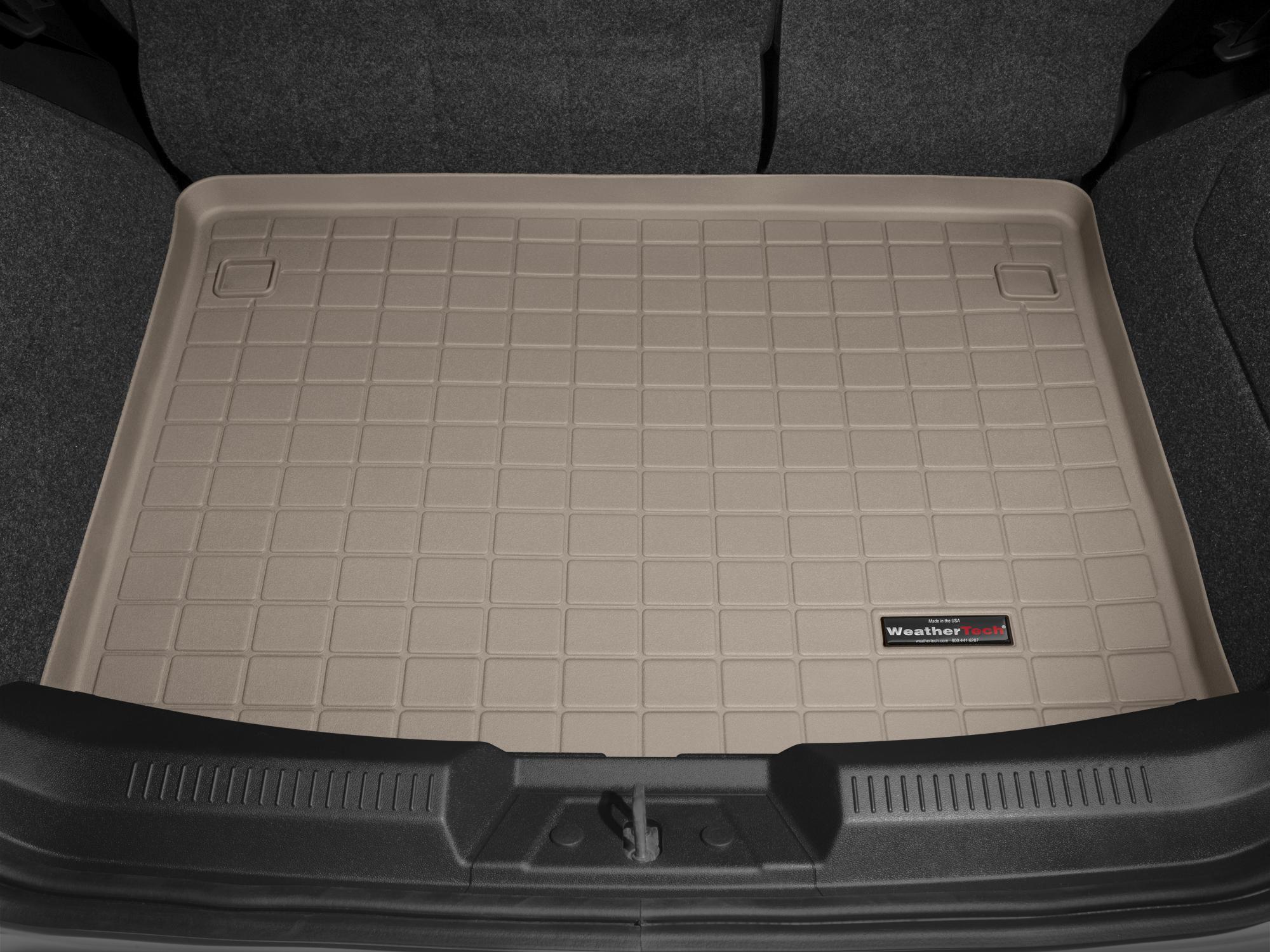 Lancia Delta 2008>2015 Vasca proteggi baule tappeto bagagliaio marrone *718