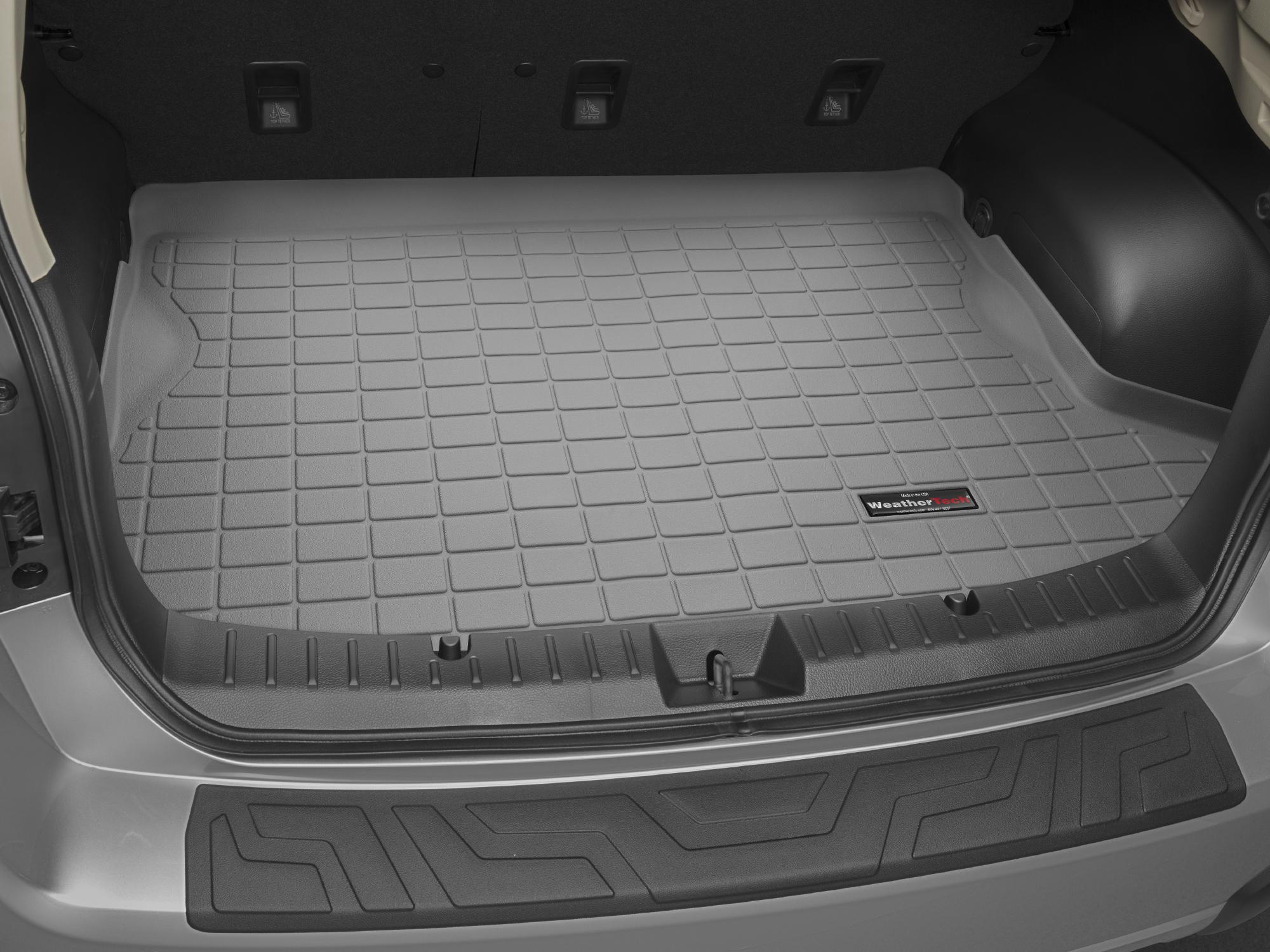 Subaru Impreza 2013>2013 Vasca baule WeatherTech bagagliaio grigio *1154*