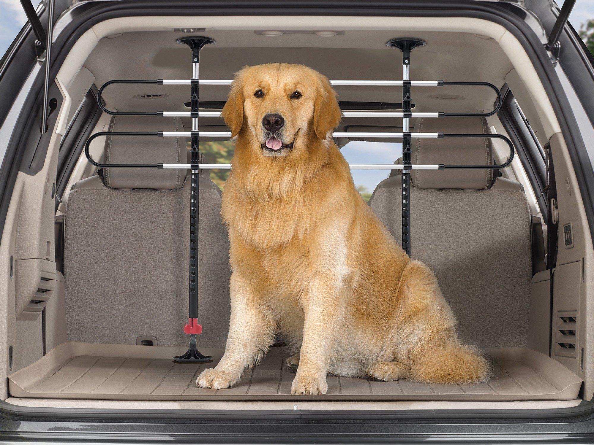WeatherTech Pet Barriers - Custom Car Dividers | WeatherTech