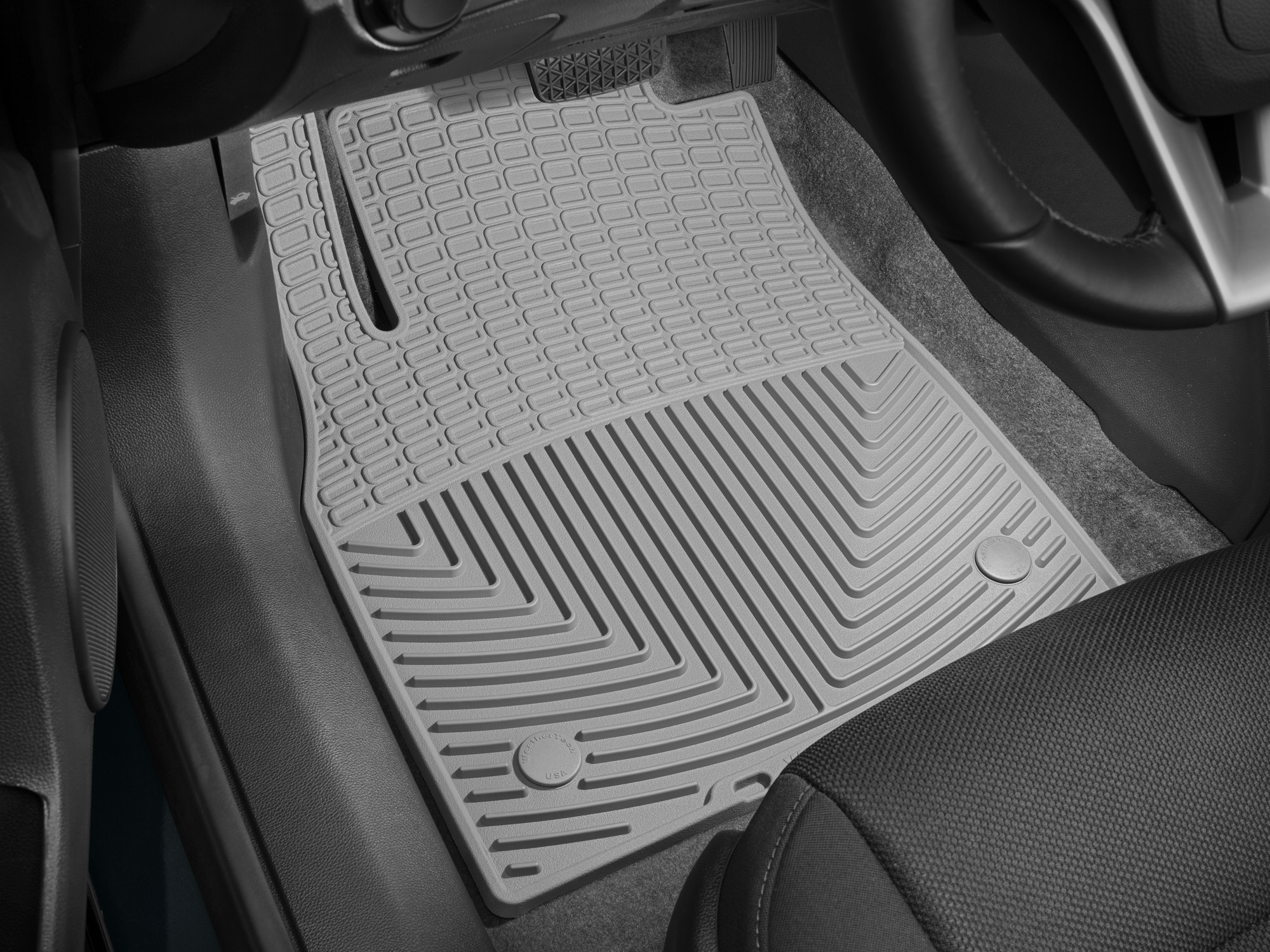 floor row car digitalfit molded mats mpn black mat weathertech liners