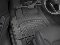 WeatherTech Custom Fit Cargo Liner Trunk Mat for Audi Q8-401236 Black