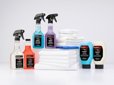 TechCare®  Exterior Wash & Wax Kit