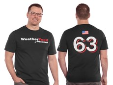 WeatherTech Racing #63 T-Shirt