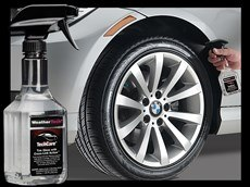 TechCare®  Tire Gloss with Cross-Link Action