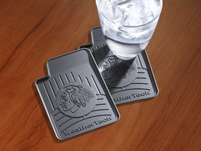 Chicago Blackhawks FloorLiner Drink Coasters