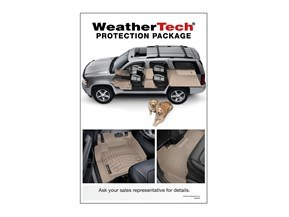 Protection Package Window Cling