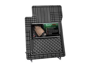 All-Vehicle Mat Countertop Display