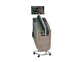 All-Vehicle Mat Rolling Waterfall Rack<br>