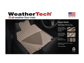 All-Weather Floor Mat Rack Header Card