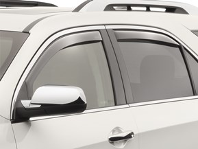 Side Window Deflectors