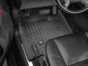 Weathertech Products For 2009 Chevrolet Suburban Weathertech