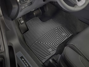 pcs liners black ford novline mats br explorer floor