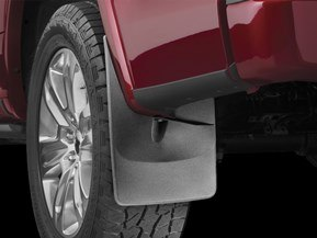 Ford F  Mud Flaps Laser Measured Splash Guards For Trucks And Suvs Weathertech