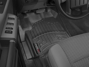 Ford F  F  Floor Mats Laser Measured Floor Mats For A Perfect Fit Weathertech