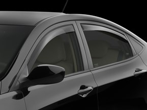 Side Window Deflectors