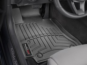 Fit For Mercedes Benz Cla 2015 2016-2018 Rubber Car Heavy Duty Universal Waterproof Boot Liner Rear Car Back Seat Protector Mats Fashionable Patterns Interior Accessories