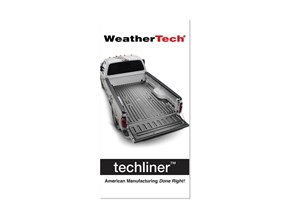 TechLiner Window Cling