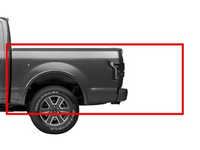 2018 Ford F 150 Weathertech Alloycover Hard Tri Fold Pickup Truck Bed Cover Weathertech