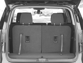 2020 Gmc Acadia Acadia Denali Cargo Mat And Trunk Liner For Cars Suvs And Minivans Weathertech