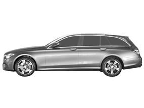 2018 Mercedes-Benz E-Class   Cargo Mat and Trunk Liner for