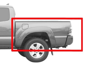 2006 Toyota Tacoma Roll Up Truck Bed Covers For Pickup Trucks