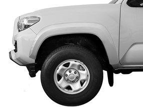 2018 Toyota Tacoma | Mud Flaps - Laser Measured Splash