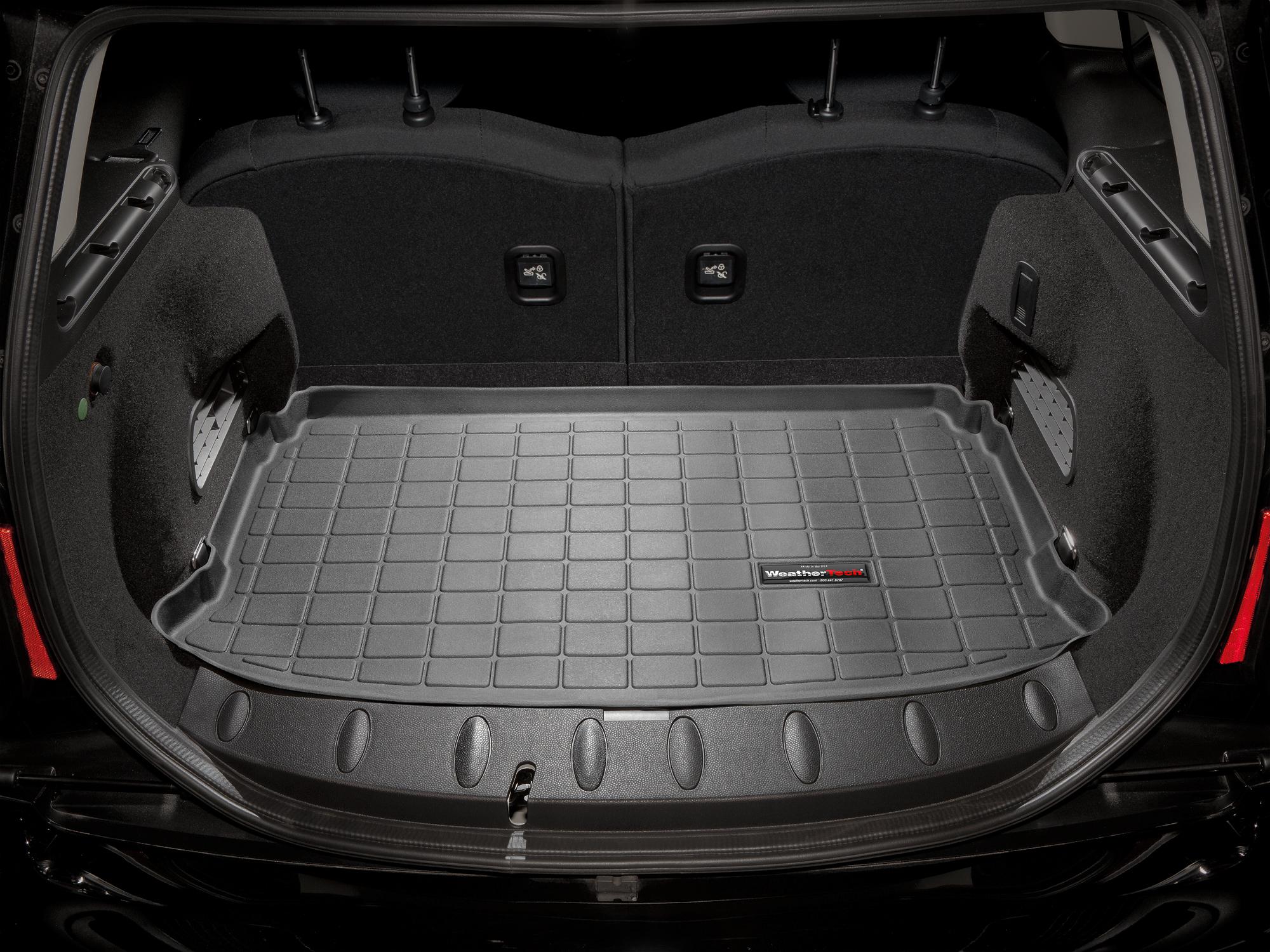 2009 Mini Clubman Universal Kofferraummatte Für Pkws Suvs Und