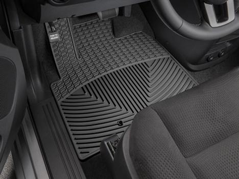 Puremats 2013-2019 Clear Custom For Dodge Grand Caravan Heavy Duty Floor Mats