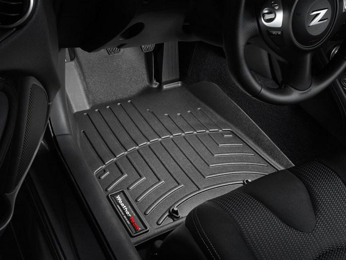 2009 nissan 370z floor mats laser measured floor mats for a rh weathertech com Audi All Weather Floor Mats Audi All Weather Floor Mats