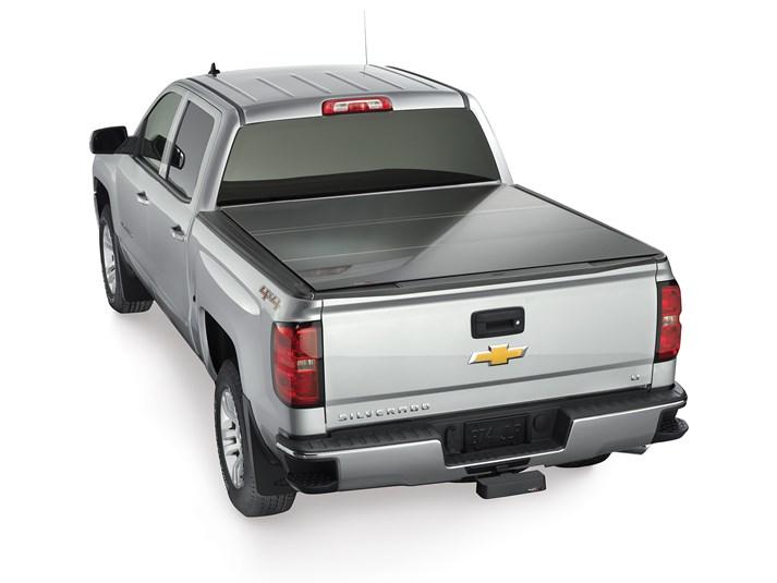 Silverado Bed Cover >> Chevrolet 2019 Silverado Ld 1500 Alloycover