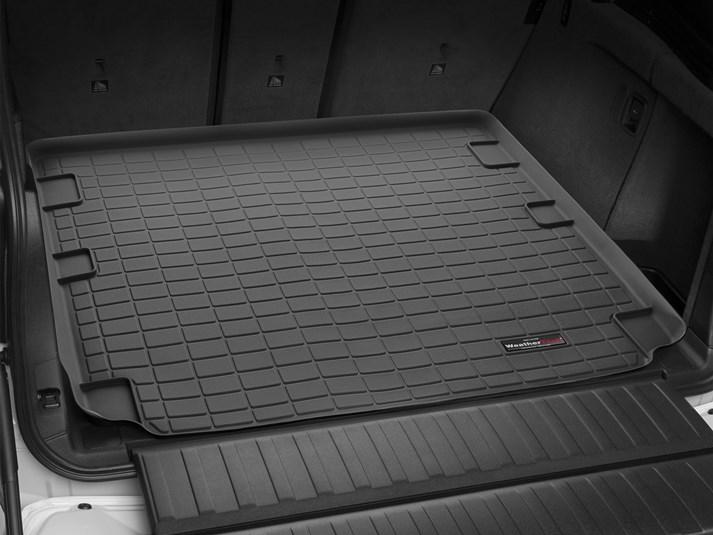 Volkswagen Golf 1997>1997 Vasca baule tappeto bagagliaio nero *1329