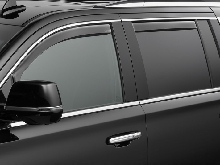 Rain Guards For Trucks >> Chevrolet 2019 Suburban Side Window Deflectors