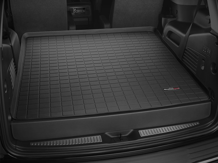 2018 Chevrolet Tahoe Cargo Mat And Trunk Liner For Cars
