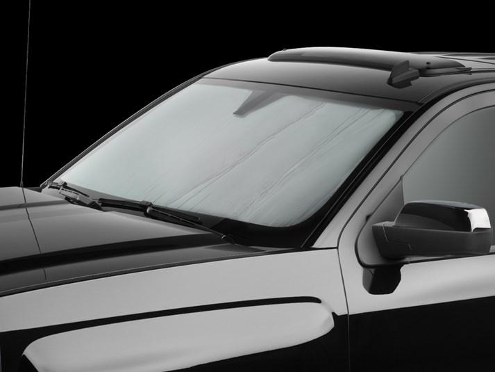 Chevrolet Accordian Sun Shade Visor Fits All Silverado Tahoe Suburban /& More