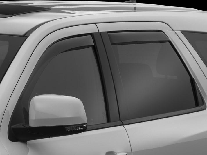 Rain Guards For Trucks >> 2017 Dodge Durango Rain Guards Side Window Deflectors For Cars